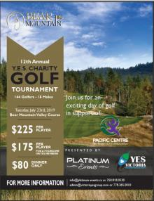 Bear Mountain Golf - July 23rd